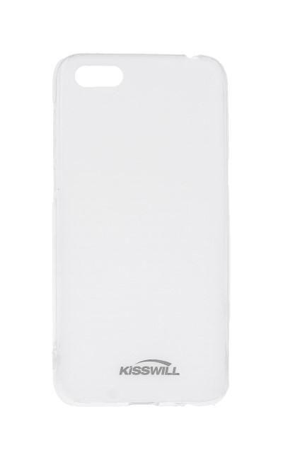 Pouzdro KISSWILL Honor 7S silikon světlý 35276 (kryt neboli obal na mobil Honor 7S)