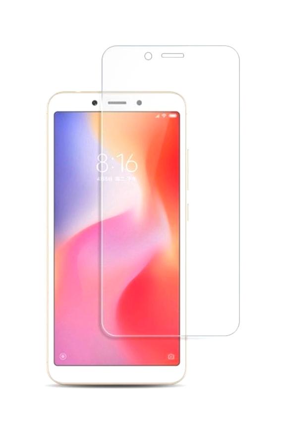 Tvrzené sklo RedGlass Xiaomi Redmi 6 35281 (ochranné sklo na mobil Xiaomi Redmi 6)