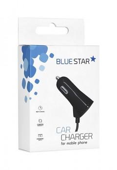 Nabíječka do auta Blue Star USB-C (Type C) 3A černá