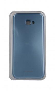 Zadní silikonový kryt Molan Cano Jelly na Samsung J4+ modrý světlý