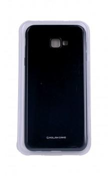 Zadní silikonový kryt Molan Cano Jelly na Samsung J4+ černý