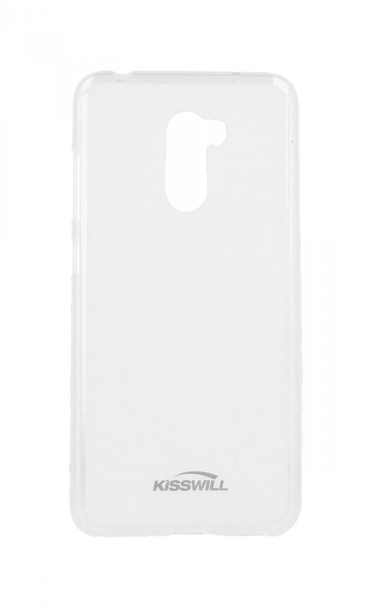 Pouzdro KISSWILL Xiaomi Pocophone F1 silikon světlý 35547 (kryt neboli obal na mobil Xiaomi Pocophone F1)