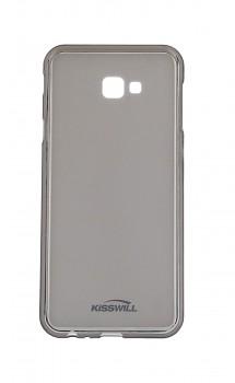 Zadní silikonový kryt KISSWILL na Samsung J4+ tmavý