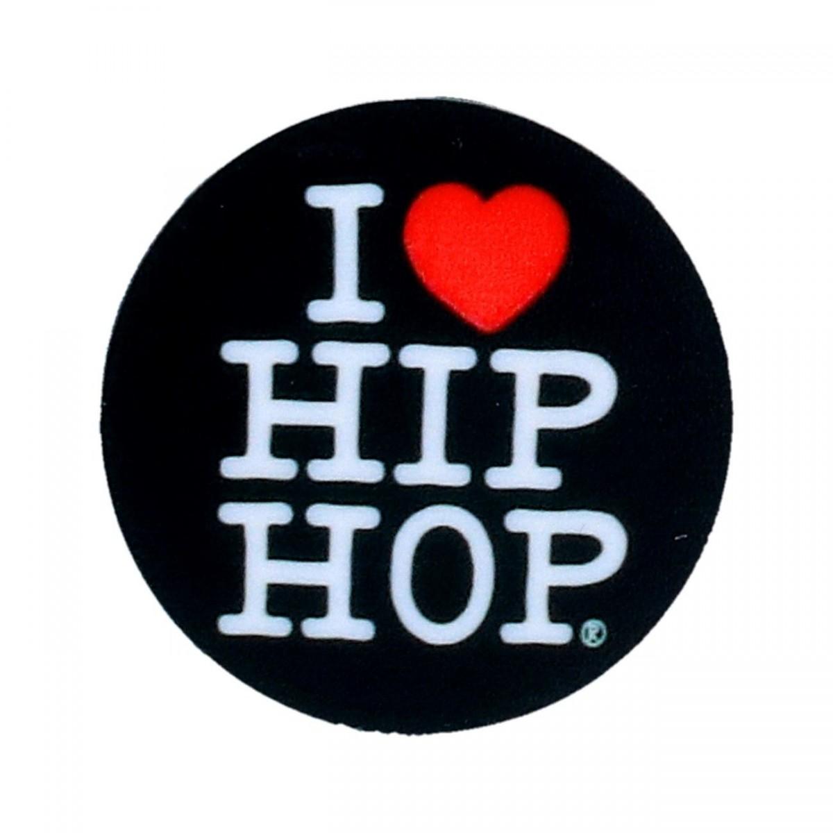 Držák na mobil TopQ PopSocket I Love Hip Hop 36291