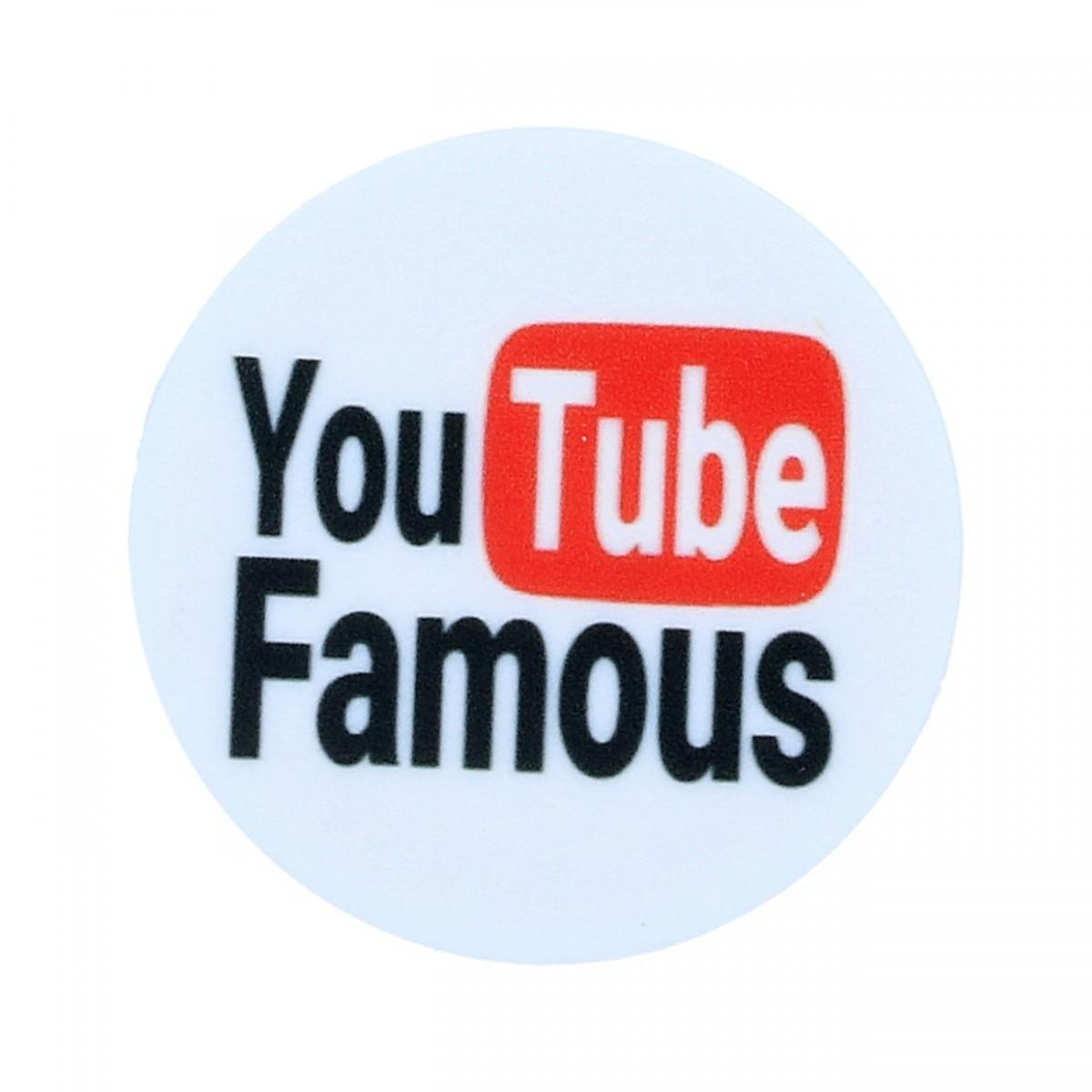 Držák PopSocket YouTube Famous