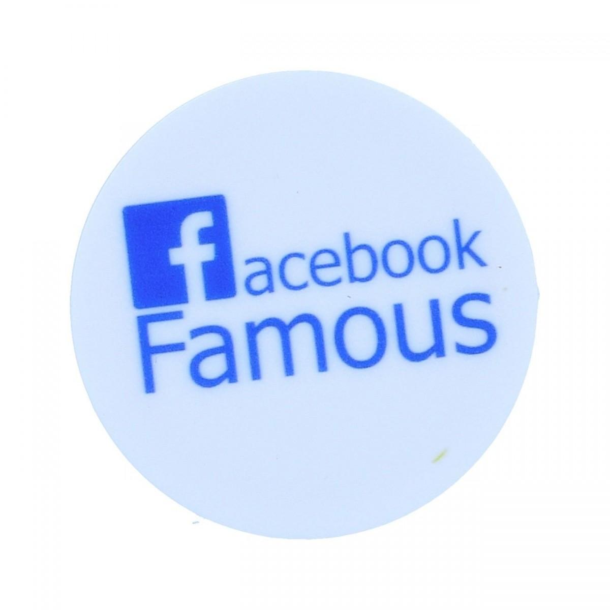 Držák na mobil TopQ PopSocket Facebook Famous 36296
