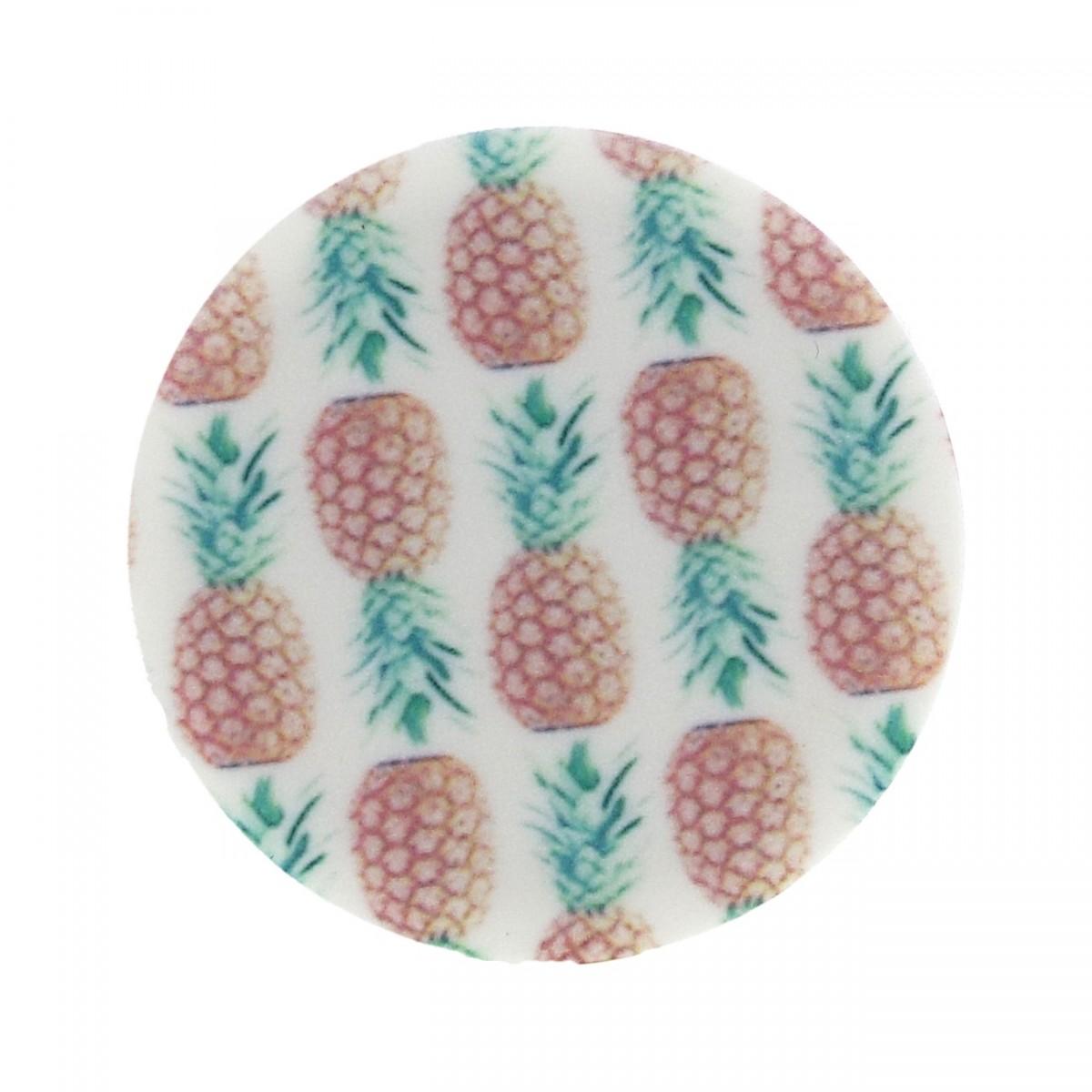 Držák na mobil TopQ PopSocket Pineapple 36299