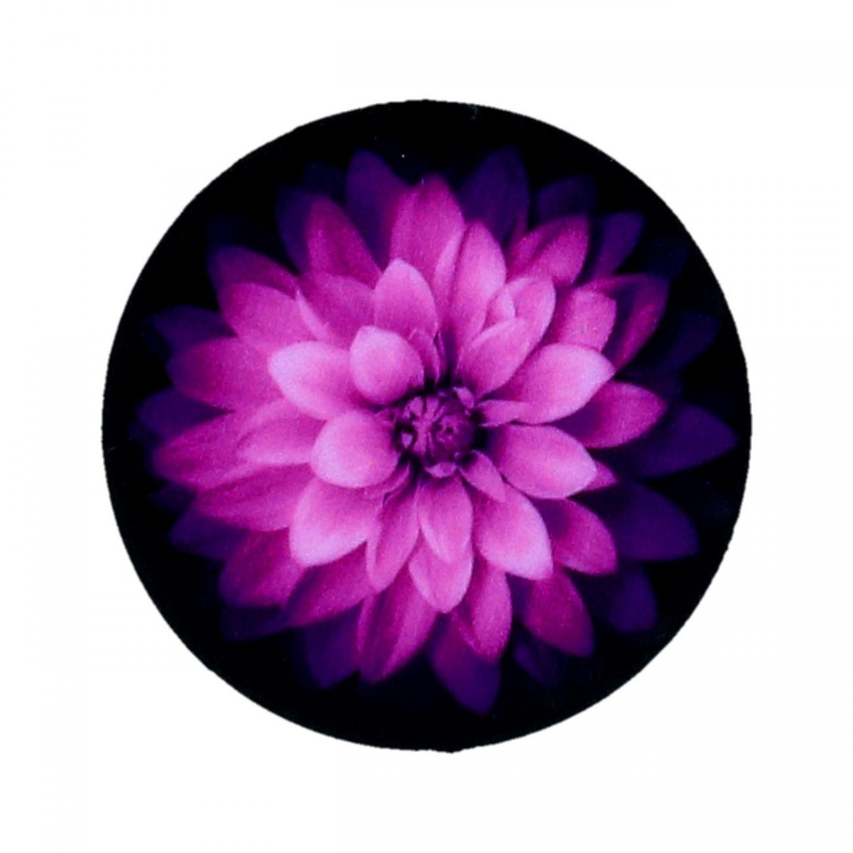 Držák na mobil TopQ PopSocket Purple Flower 36305