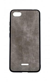 Zadní pevný kryt Forcell na Xiaomi Redmi 6A Denim šedý