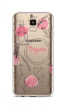Zadní silikonový kryt na Samsung J6 Organic