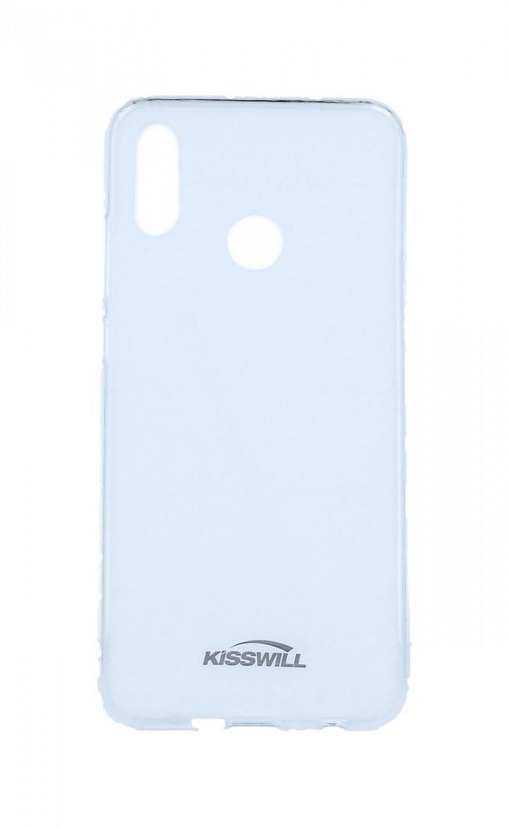 Pouzdro KISSWILL Honor 10 Lite silikon světlý 38580 (kryt neboli obal na mobil Honor 10 Lite)