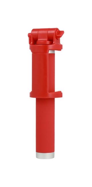 Selfie tyč Vennus červená 38768