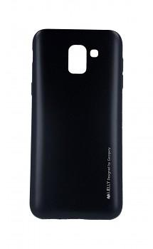Zadní kryt Mercury iJelly Metal na Samsung J6 černý