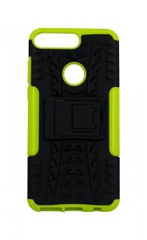 Zadní kryt na Honor 7C zelený se stojánkem