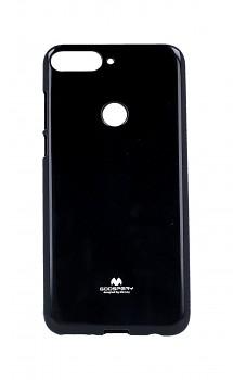 Zadní silikonový kryt Mercury Jelly Case na Honor 7C černý