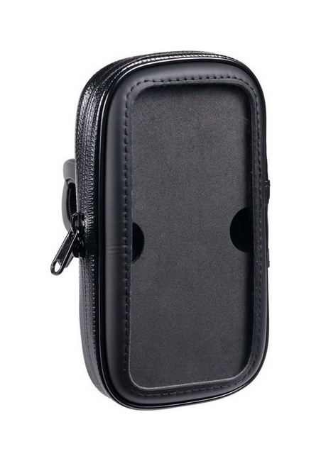 Držák na mobil TopQ na kolo velikost L černý 39082