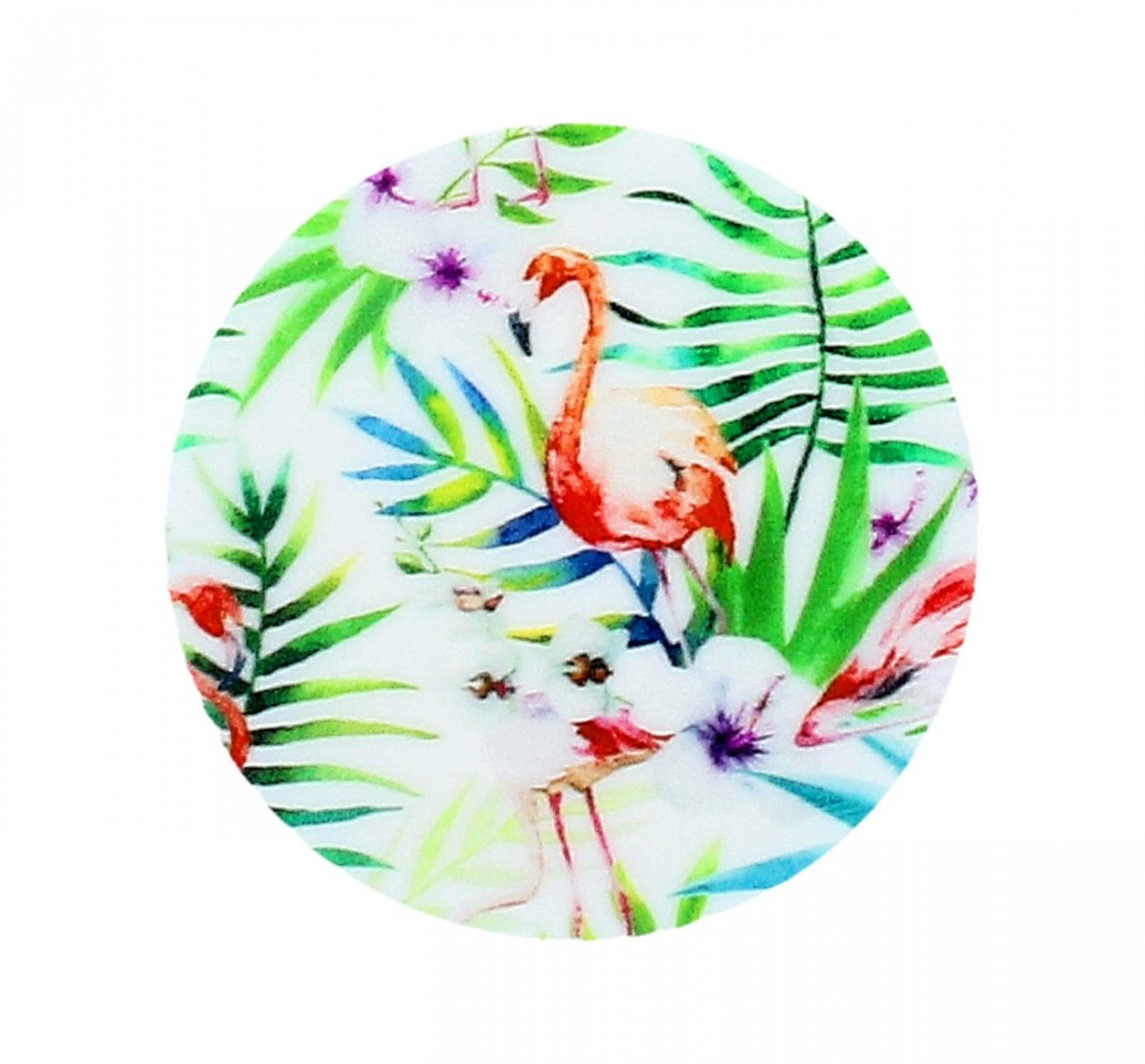 Držák na mobil TopQ PopSocket Flamingo 39130