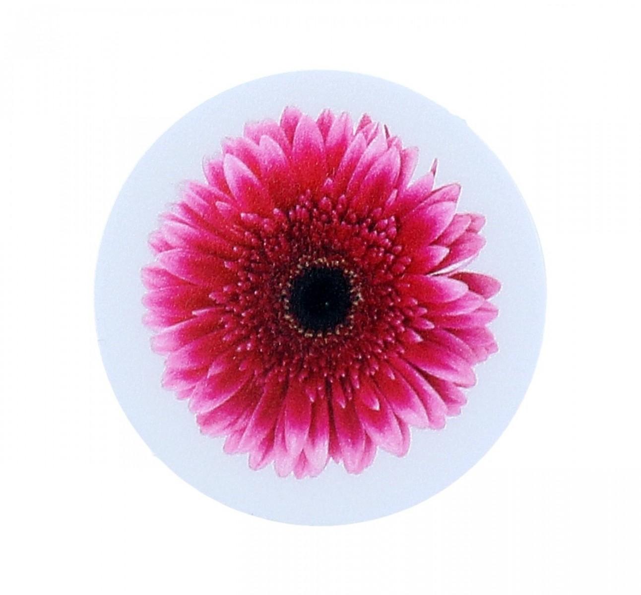 Držák na mobil TopQ PopSocket Pink Gerbera 39144