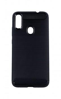 Zadní silikonový kryt na Xiaomi Redmi Note 7 černý