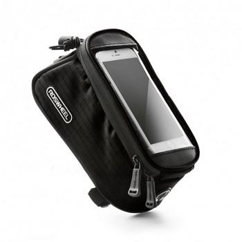 Pouzdro Roswheel mobilní telefon na kolo černé 5,5''