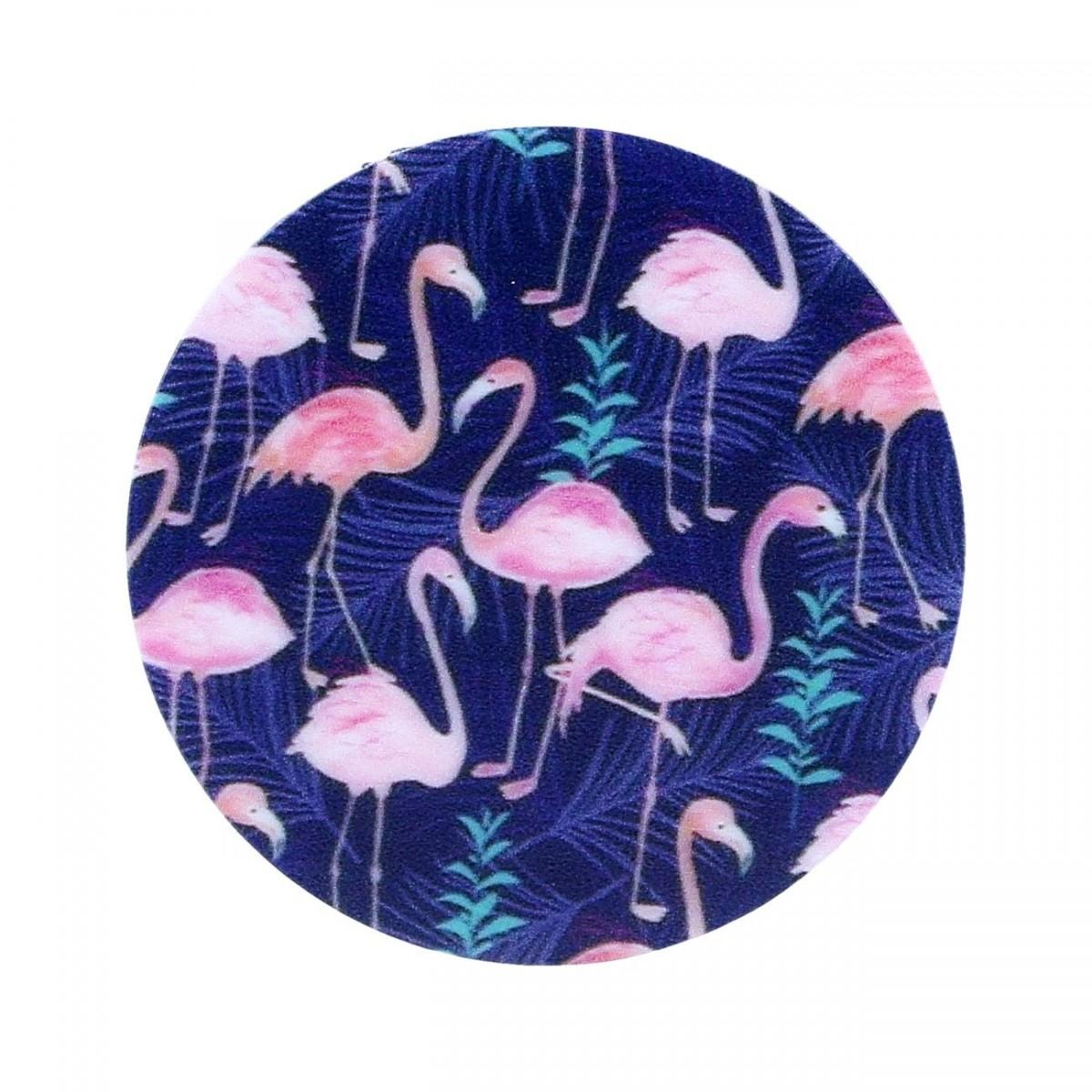 Držák na mobil TopQ PopSocket Flamingos 40039