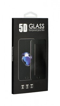Tvrzené sklo BlackGlass na Huawei P30 5D černé