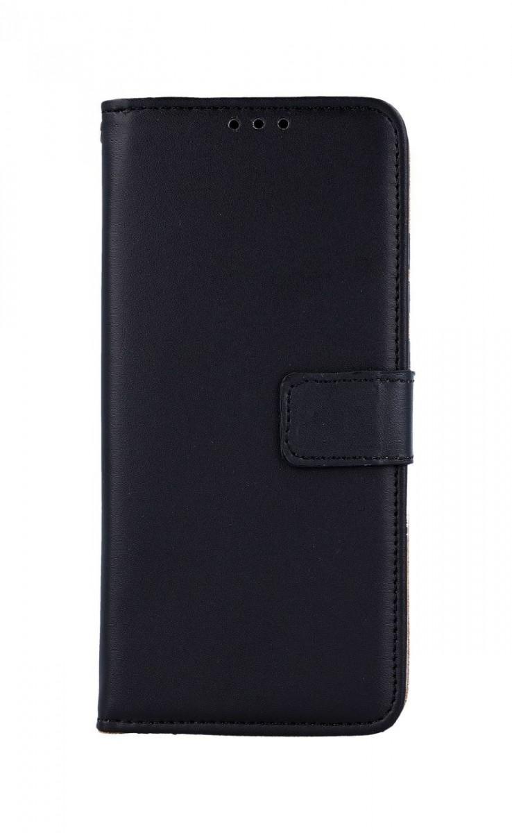 Kryt TopQ Xiaomi Redmi Note 7 knížkový černý s přezkou 2 40379 (pouzdro neboli obal Xiaomi Redmi Note 7)