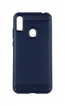 Zadní silikonový kryt na Huawei Y6 2019 modrý