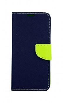 Knížkové pouzdro na Samsung A9 modré