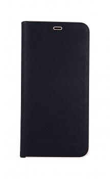 Knížkové pouzdro Luna Book na Samsung A9 černé