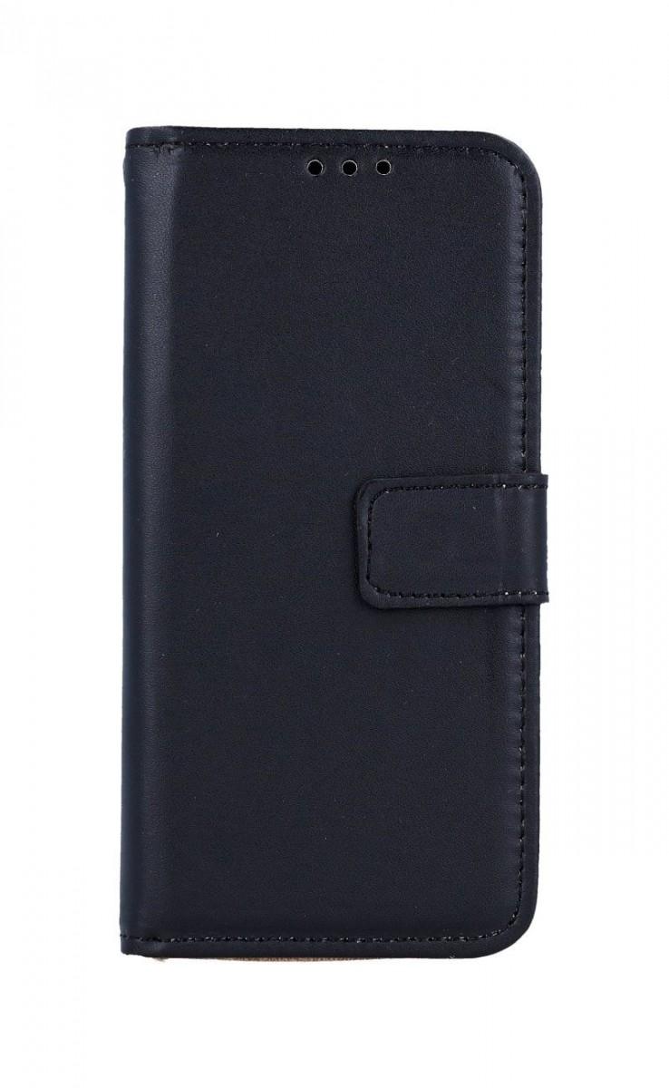 Knížkové pouzdro Samsung A40 černé s přezkou 2
