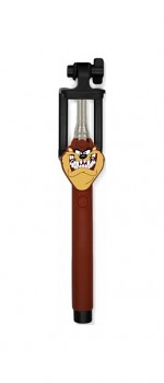 Selfie tyč TopQ Looney Tunes Taz