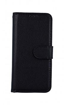 Knížkové pouzdro na Samsung A40 černé s přezkou