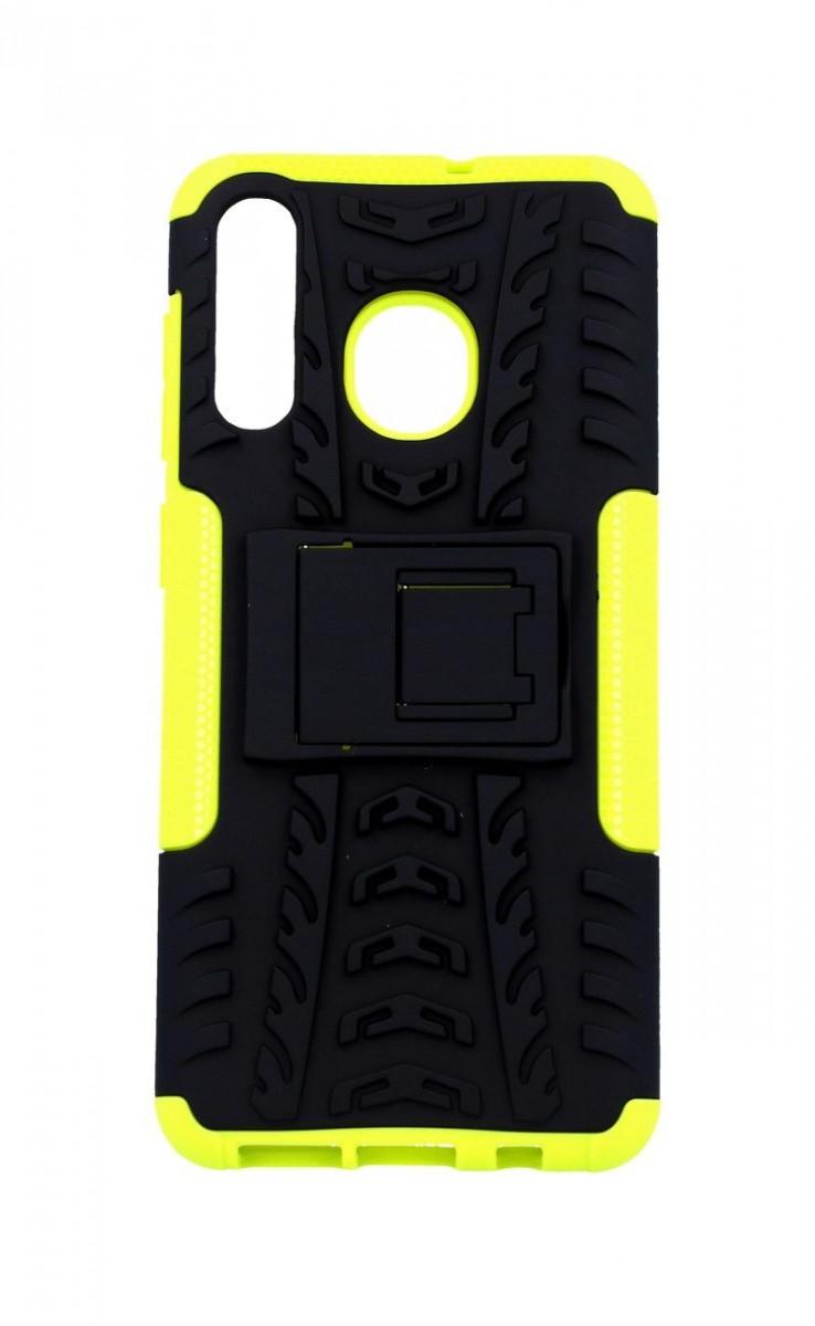 Ultra odolný zadní kryt na Samsung A50 zelený