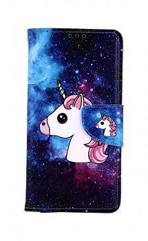 Knížkové pouzdro na Xiaomi Redmi 7 Space Unicorn