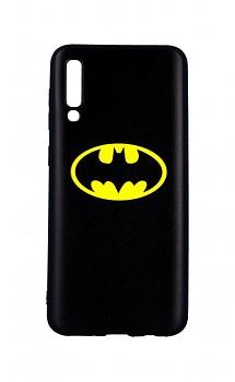 Zadní 3D silikonový kryt na Samsung A50 Batman