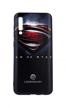 Zadní 3D silikonový kryt na Samsung A50 Superman 2