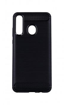 Zadní silikonový kryt na Huawei P30 Lite černý