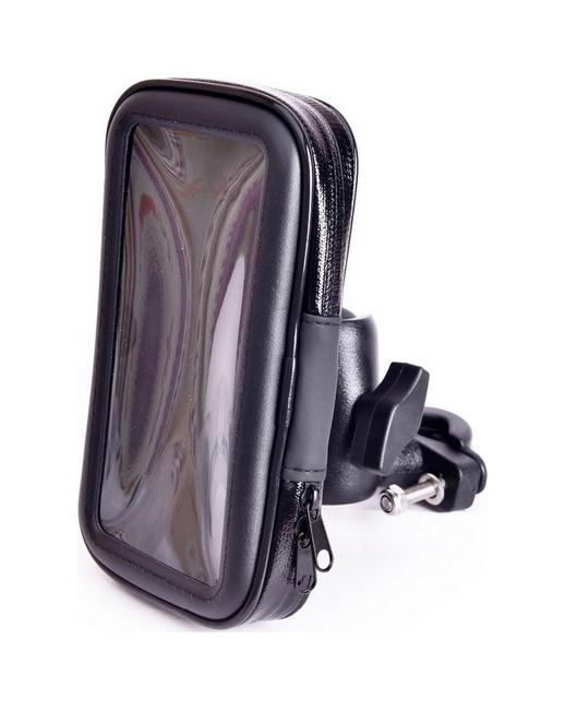 Držák na mobil TopQ na motocykl / skútr Support M černý 41323