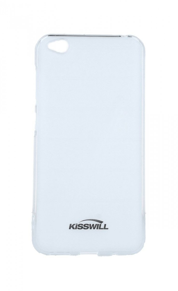 Kryt KISSWILL Xiaomi Redmi Go silikon světlý 41415 (pouzdro neboli obal na Xiaomi Redmi Go)