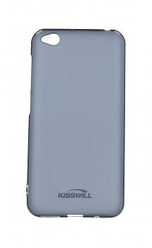 Zadní silikonový kryt KISSWILL na Xiaomi Redmi Go tmavý
