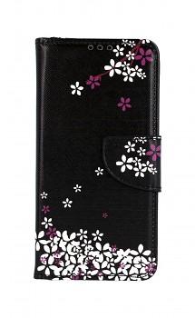 Knížkové pouzdro na Huawei P30 Lite Květy sakury