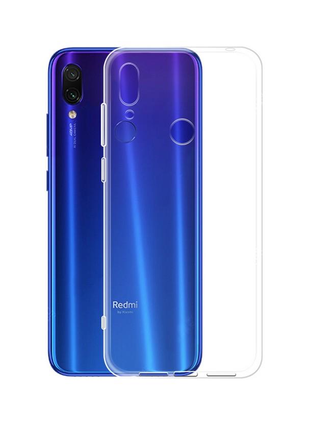 Kryt Swissten Clear Jelly Xiaomi Redmi Note 7 silikon průhledný 41627 (pouzdro neboli obal na mobil Xiaomi Redmi Note 7)