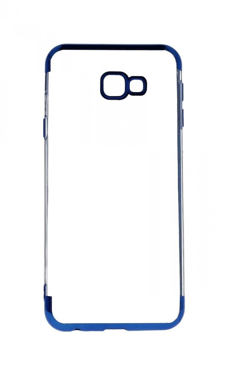 Zadní silikonový kryt na Samsung J4+ Frame modrý