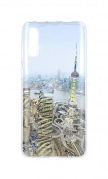 Zadní silikonový kryt na Samsung A50 City