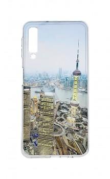 Zadní silikonový kryt na Samsung A7 City