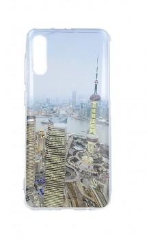 Zadní silikonový kryt na Samsung A70 City