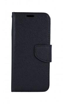 Knížkové pouzdro na Samsung A20e černé