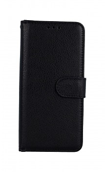Knížkové pouzdro na Samsung A20e černé s přezkou