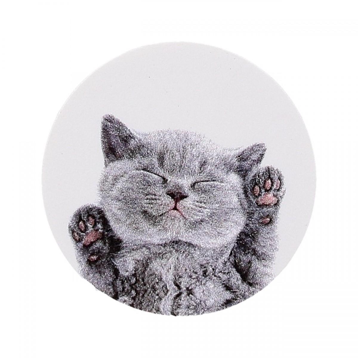 Držák PopSocket Kočka